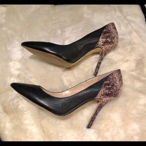 Enzo Angiolini 2.5 inch heels.   Size 7M